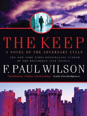 cover image of The Keep--A Novel of the Adversary Cycle