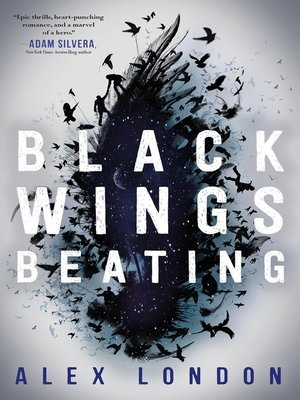 cover image of Black Wings Beating