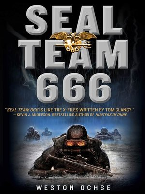 cover image of SEAL Team 666