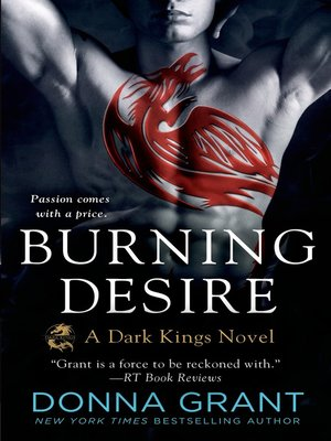 cover image of Burning Desire