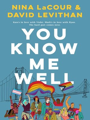 cover image of You Know Me Well