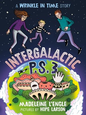 cover image of Intergalactic P.S. 3