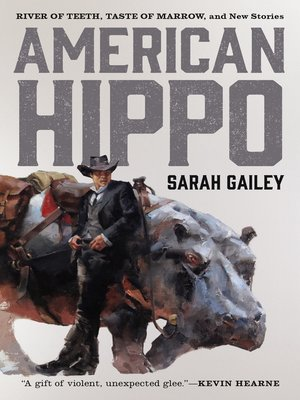 cover image of American Hippo