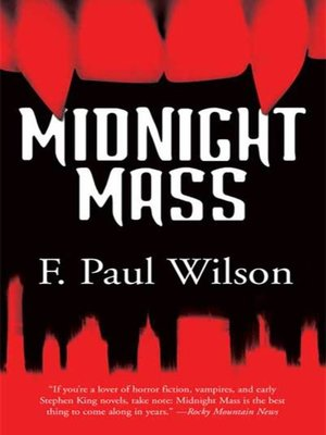 cover image of Midnight Mass
