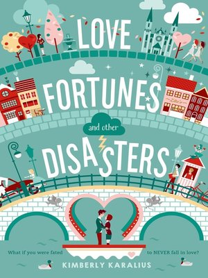 cover image of Love Fortunes and Other Disasters