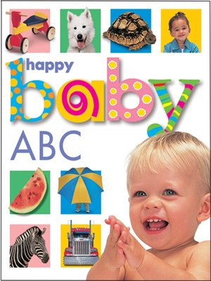cover image of Happy Baby: ABC
