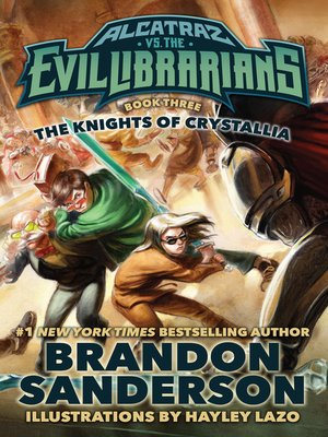 cover image of Alcatraz Versus the Knights of Crystallia
