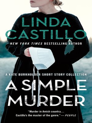 cover image of A Simple Murder