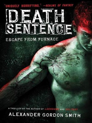 cover image of Death Sentence--Escape from Furnace 3