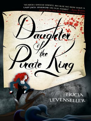 cover image of Daughter of the Pirate King