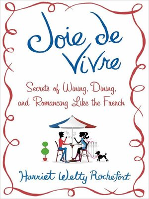 cover image of Joie de Vivre