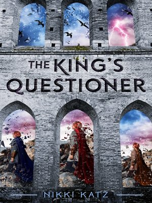 cover image of The King's Questioner