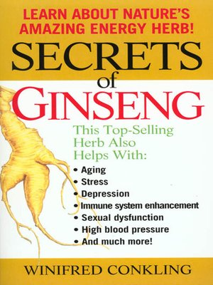 cover image of Secrets of Ginseng