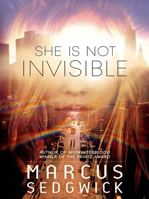 cover image of She Is Not Invisible