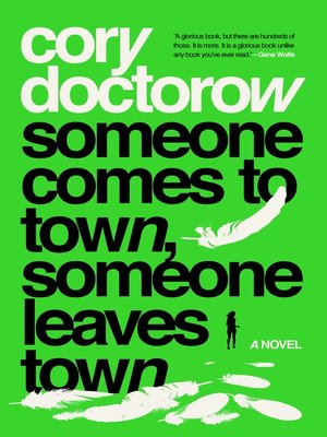 cover image of Someone Comes to Town, Someone Leaves Town