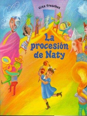 cover image of La Procesion de Naty
