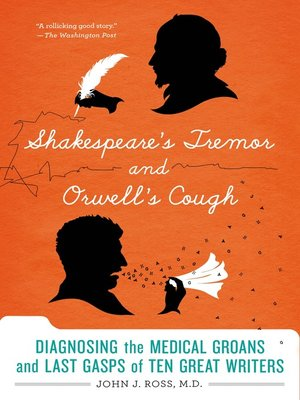 cover image of Shakespeare's Tremor and Orwell's Cough