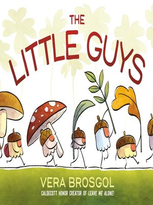 cover image of The Little Guys