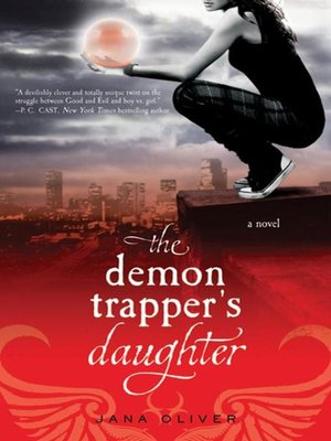 cover image of The Demon Trapper's Daughter