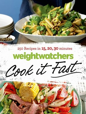 cover image of Weight Watchers Cook it Fast