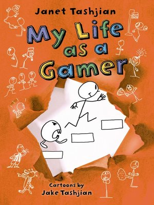 cover image of My Life as a Gamer
