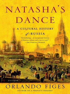 cover image of Natasha's Dance