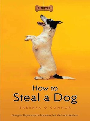 cover image of How to Steal a Dog