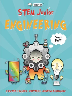 cover image of Basher STEM Junior: Engineering