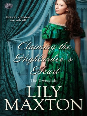 cover image of Claiming the Highlander's Heart