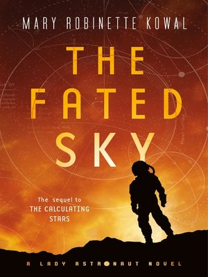 cover image of The Fated Sky
