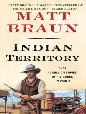 cover image of Indian Territory