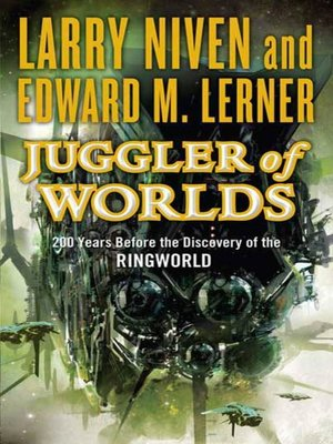 cover image of Juggler of Worlds