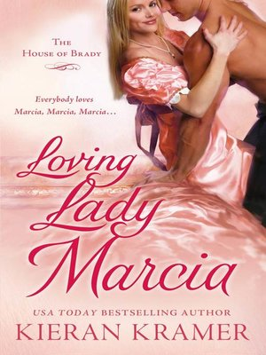 cover image of Loving Lady Marcia