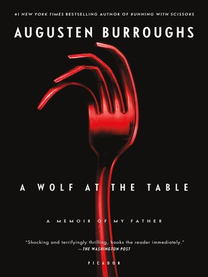 cover image of A Wolf at the Table