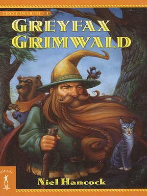 cover image of Greyfax Grimwald