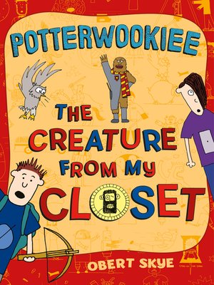 cover image of Potterwookiee