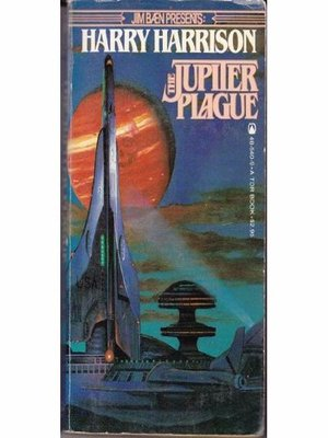 cover image of The Jupiter Plague