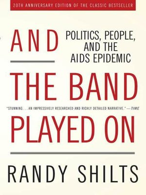 cover image of And the Band Played On