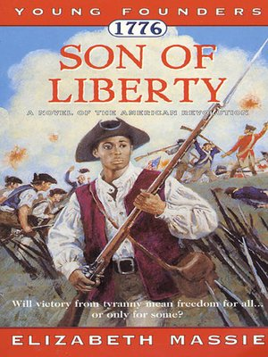 cover image of 1776, Son of Liberty