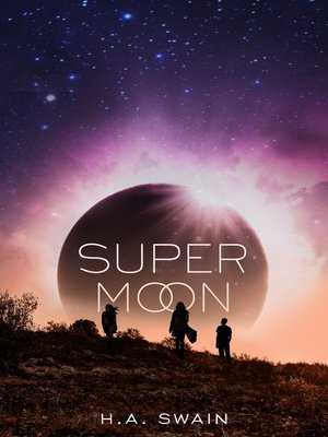 cover image of SuperMoon