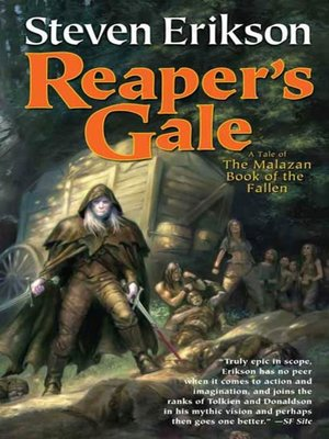 cover image of Reaper's Gale