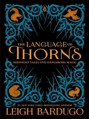 cover image of The Language of Thorns
