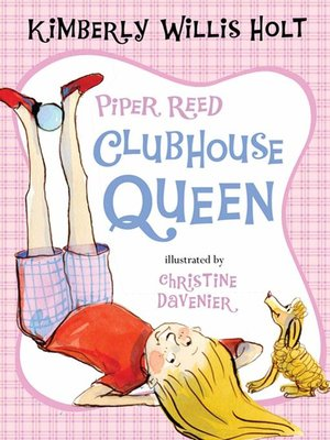 cover image of Piper Reed, Clubhouse Queen