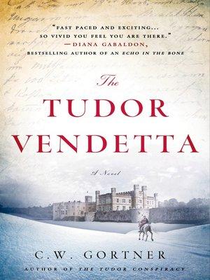 cover image of The Tudor Vendetta