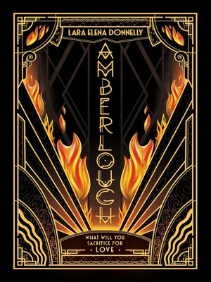 cover image of Amberlough