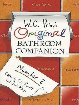 cover image of W. C. Privy's Original Bathroom Companion, Number 2