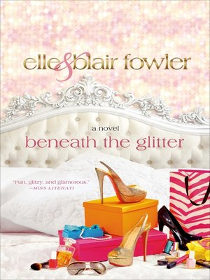 cover image of Beneath the Glitter