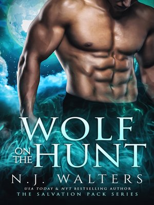 cover image of Wolf on the Hunt