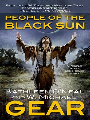 cover image of The People of the Black Sun