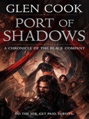 cover image of Port of Shadows